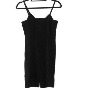 62b942f68e Topshop Dresses - TopShop Zip Through Denim Body-Con Dress
